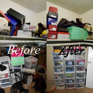 closet check one