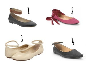 ankle-strap-flats two