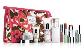 clinique goodie bag
