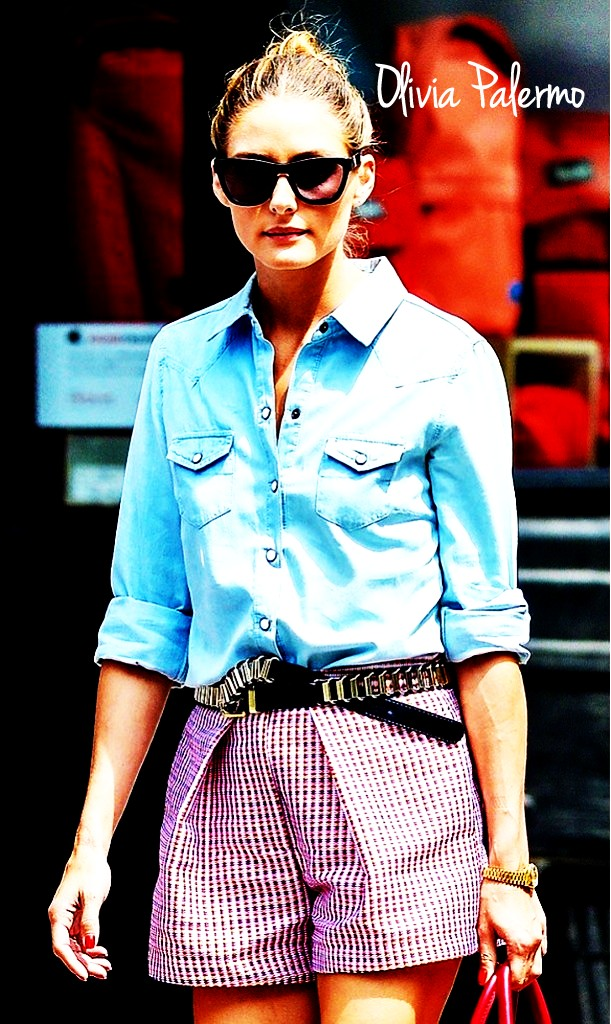 Olivia-Palermo-Denim-Button-Up-21-611x1024